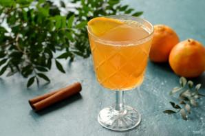 Безалкогольный апельсиновый пунш - фото шаг 6