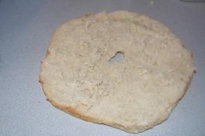 Запеченный лааваш с сыром и зеленью - фото шаг 2