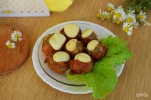 Фрикадельки под томатно-сырным соусом - фото шаг 7