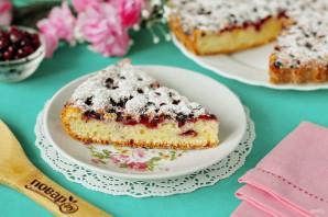 Пирог ягодный - фото шаг 10