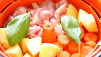 Детское пюре из курицы и риса - фото шаг 4