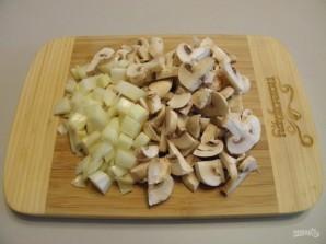 Картофельные зразы с грибами - фото шаг 3