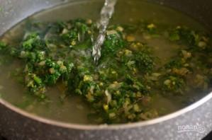 Суп со шпинатом - фото шаг 3