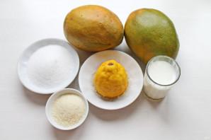 Суфле из манго - фото шаг 1