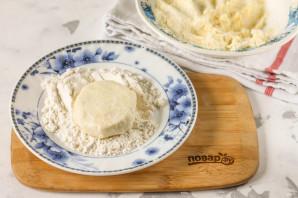 Сырники с содой - фото шаг 4