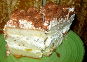 Торт по Дюкану - фото шаг 4
