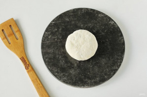 Беляши с картошкой на сковороде - фото шаг 11