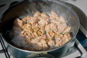 Мясо по-монгольски - фото шаг 5