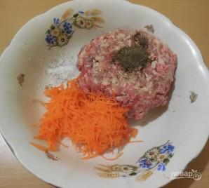Пирог с мясом на скорую руку - фото шаг 4