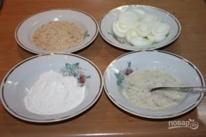 Яйца, фаршированные куриной печенью - фото шаг 4