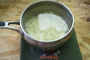 Рыбный суп с картофелем - фото шаг 4
