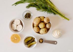 Картофельный салат от Джейми Оливера - фото шаг 1