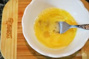 Сырный хлеб с маслинами и помидорами черри - фото шаг 1
