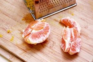 Печенье с шоколадом и апельсином - фото шаг 1