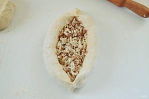 Хачапури с тунцом - фото шаг 10