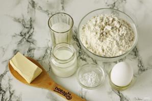 Печенье на молоке - фото шаг 1