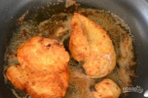 Курица с пикантным грибным соусом - фото шаг 2