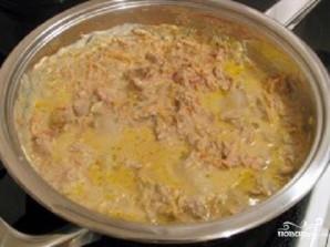 Печень с картофелем в горшочке - фото шаг 2
