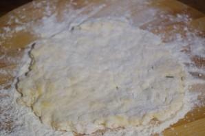Пирог с курицей на кефире - фото шаг 4