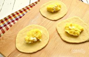 Начинка для пирожков из картошки и яиц - фото шаг 7