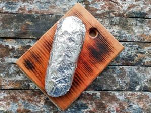 Куриные рулетики с сыром и перцем - фото шаг 4