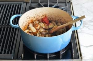 Жаркое из говядины с овощами - фото шаг 5