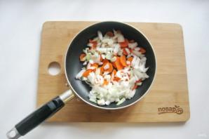 Томатный суп с фасолью и курицей - фото шаг 5