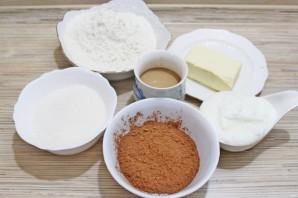 Печенье кофейные зерна - фото шаг 1