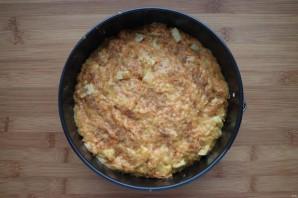 Морковный пирог с яблоками - фото шаг 9
