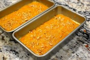 Морковный пирог с начинкой из сливочного сыра - фото шаг 10