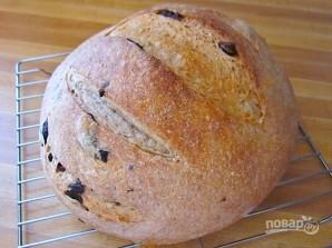 Хлеб с оливками - фото шаг 10