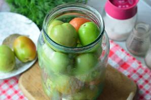 Бабушкины помидоры на зиму - фото шаг 3