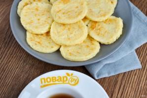 Картофельные сырники - фото шаг 6