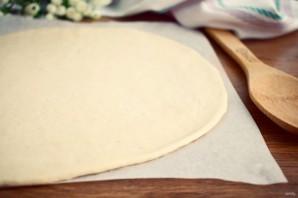 """Тесто для пиццы """"Итальянская классика"""" - фото шаг 4"""