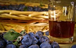 Вино из терна без дрожжей - фото шаг 4