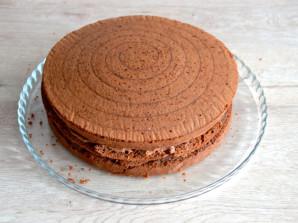 """Шоколадный торт """"Маркиз"""" - фото шаг 15"""