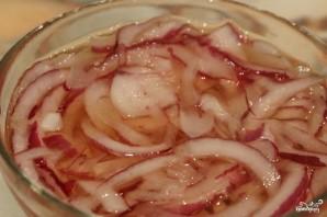 Куриные желудки по-корейски - фото шаг 4