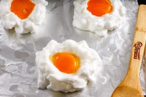 Яичные гнезда - фото шаг 4