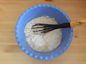 Кокосовый кухен - фото шаг 3