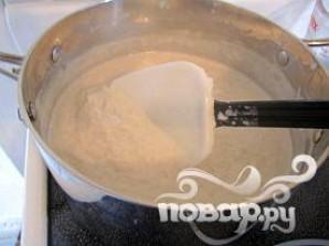 Простой кокосовый пирог - фото шаг 4
