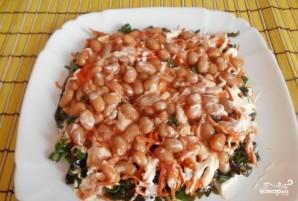 Салат из морской капусты с морковью - фото шаг 8