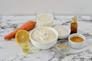 Морковная бабка - фото шаг 1
