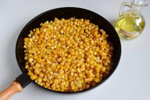 Мексиканский салат из кукурузы - фото шаг 3
