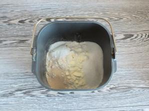 Яичный хлеб в хлебопечке - фото шаг 3