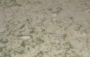 Заливное из рыбы трески - фото шаг 5