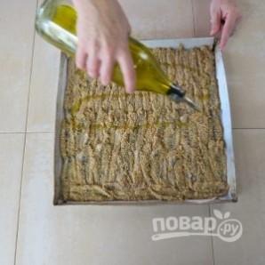 Хамса (рыба) в духовке - фото шаг 8