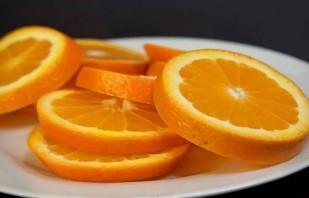 Курица в духовке с апельсинами - фото шаг 3