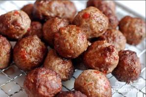 Фунчоза с говядиной и грибами - фото шаг 3