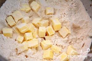 Булочки с сыром и луком - фото шаг 3