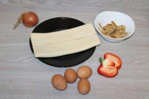 Яйца в тесте - фото шаг 1